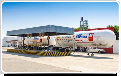Servicio de gas Vehicular